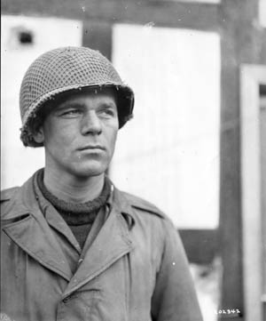 Ironically, 2nd Lt. Karl Timmermann, the commander of Company A, 27th Armored Infantry Battalion which captured the Remagen Bridge, was born in Germany.