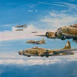 """Flak Was Our Worst Enemy"": Wilbur Bowers' Air War Over Europe"