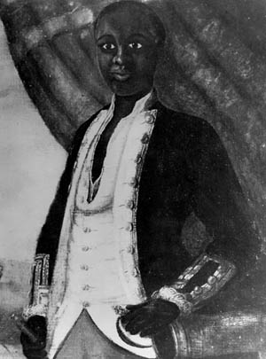 Seymour entered into the war as a slave owned by the brother of Aaron Burr. By the end of the war, he would earn his freedom.