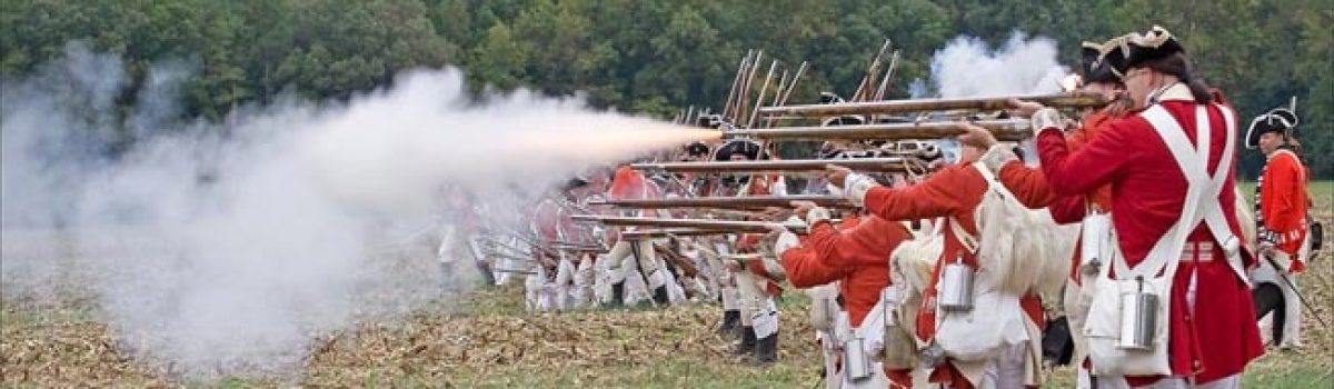 Revolutionary War Weapons: The Brown Bess Musket