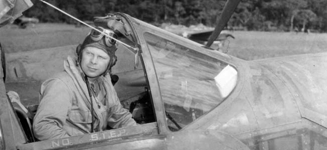 Major Richard Bong was America's Ace of Aces.