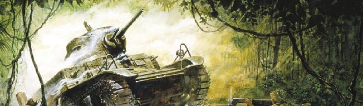 Defending Bataan