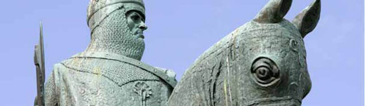 Robert the Bruce: Tactics vs. Brute Strength