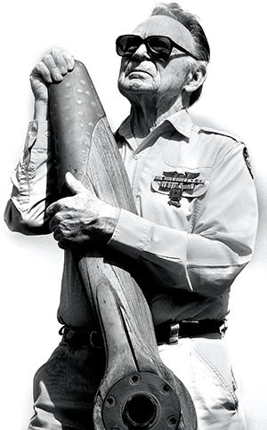 1st Lieutenant Robert Covey, U.S. Army Air Corps