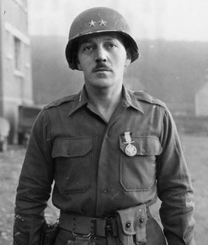 After the 1st SSF was disbanded in December 1944, Maj. Gen. Robert T. Frederick became CG of the 45th Infantry Division.