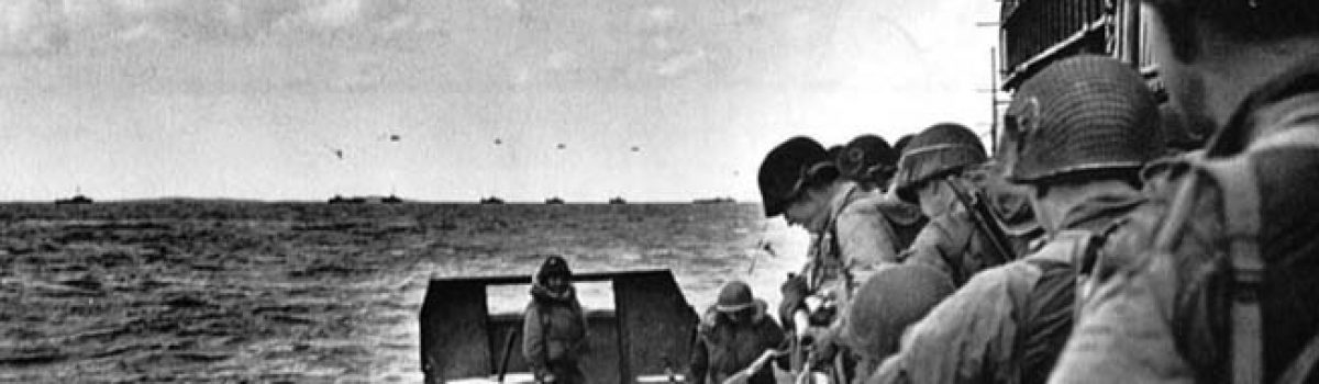 Outlandish D-Day Invasion Tales: Teddy Roosevelt Jr's Bold Decision