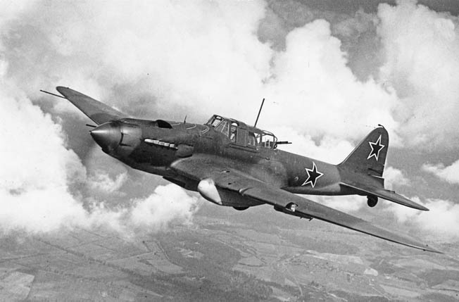 Those who were on the receiving end of an attack by an IL-2 nicknamed the aircraft the Butcher, Meat Grinder, and Slaughterer. IL-2s were produced in greater numbers than any other aircraft of World War II.