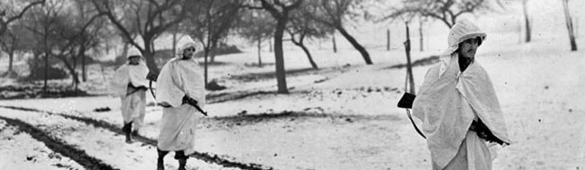 Fiery Fight for a Frozen Hell: Battle of the Bulge in Luxembourg