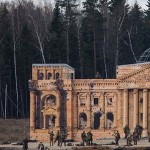 Storming the Reichstag in Russia's 'Military Disneyland'