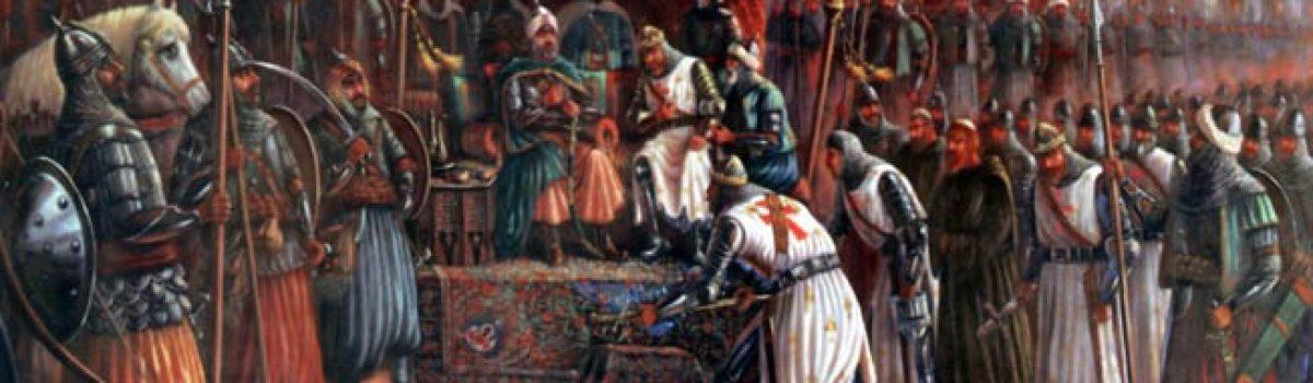 Historic Comparisons: Saladin & Richard the Lionheart