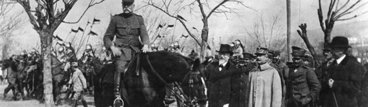 Gardening  in Salonika: World War I in the Balkans