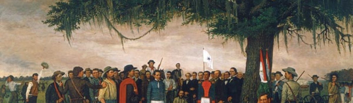 Texan Victory at San Jacinto: Eighteen Minutes to Freedom