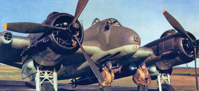 One of the earliest multi-role aircraft of World War II, the Bristol Beaufighter was always dependable.