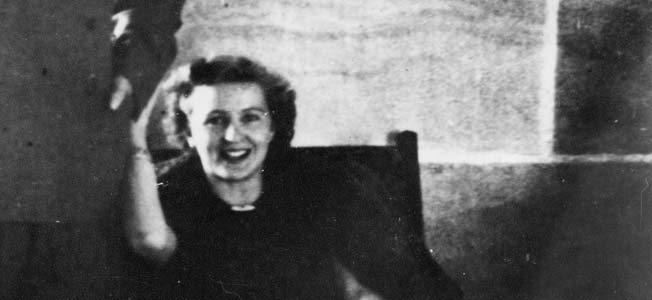 Loyal to Adolf Hitler to the end, Eva Braun committed suicide with the Führer, and her fragmentary remains were buried with him for 25 years.