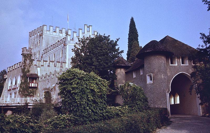 Castle Itter, Austria (1979)*