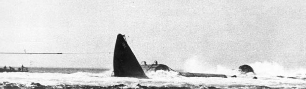 Sculpin and Squalus: Fated Sister Subs During The Pacific War