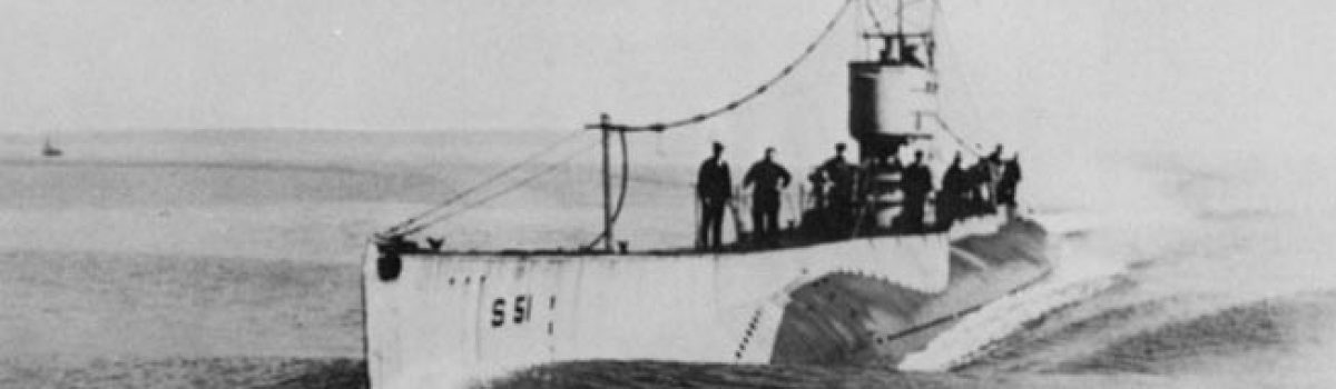 Sculpin and Squalus: Instrumental In Changing Face Of Naval Warfare
