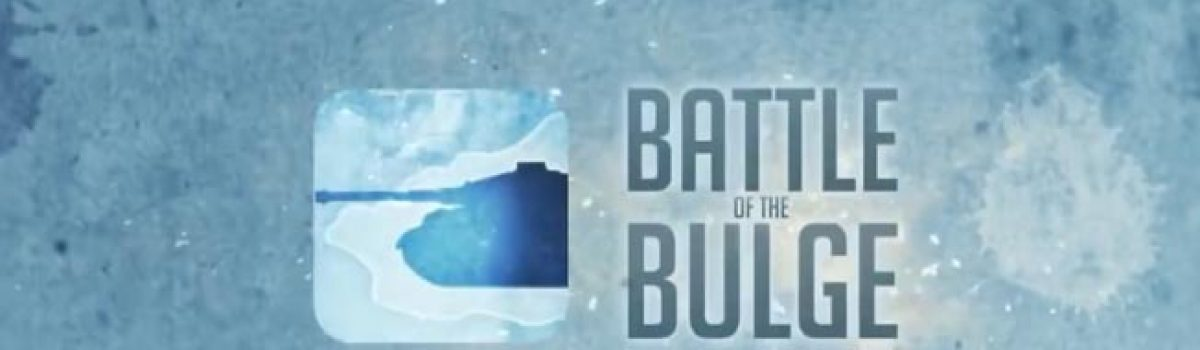Game Features: Shenandoah Studios' Battle of the Bulge