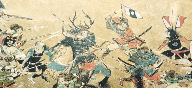 The Siege of Osaka Castle, November 1614– January 1615 brought about a winter of discontent as Hideyori attempts to claim the invincible castle.