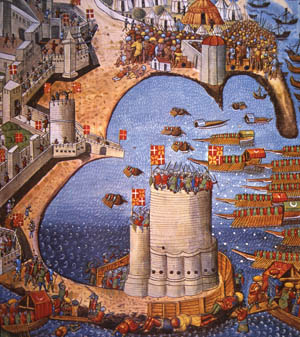 Siege Of Rhodes The Will Of The Hospitallers