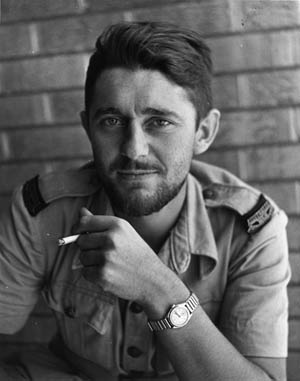 New Zealand-born photographer George Silk documented the fighting on Papua, New Guinea, and elsewhere during World War II. Silk often risked his life in the midst of combat to capture compelling images.