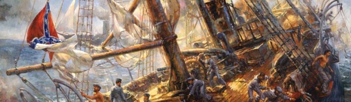 CSS Alabama vs USS Kearsarge: The Greatest High Seas Duel of the Civil War