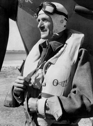 Keith R. Park, Dowding's senior air staff officer and commander of No. 11 Group.