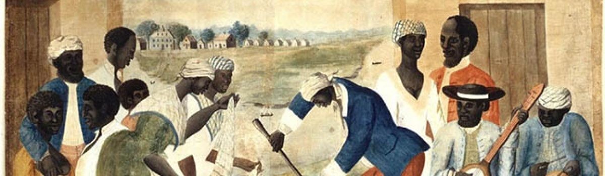 The History of Slavery in America Prior to the Civil War