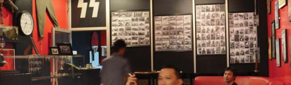 SoldatenKaffee: Indonesia's Nazi-Themed Cafe