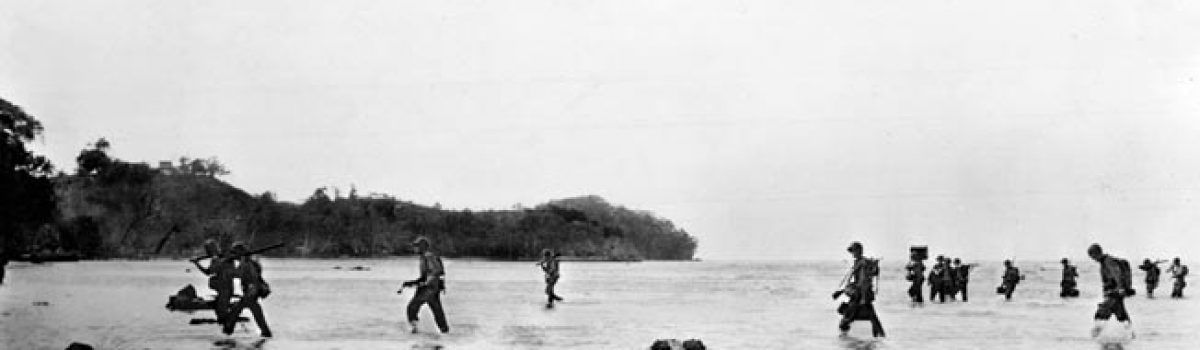 First Hell in the Pacific: The Battle for Tulagi