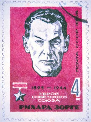 Richard Sorge gained valuable Soviet military ntelligence for the Soviet Union, but in the end he paid with his life.