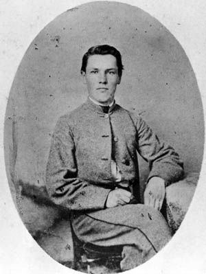Cadet Jack Stanard. The two cadets were mortally wounded in combat.
