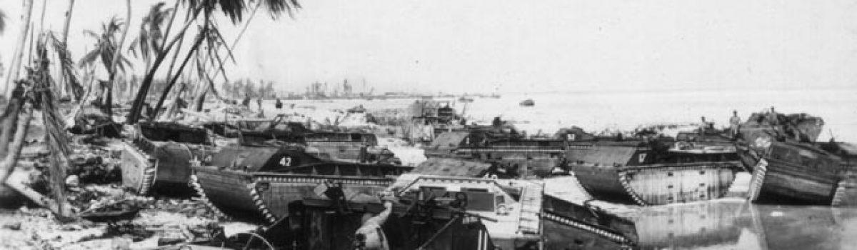 Battle of Tarawa: Don Crain and the First Marine LVT Assault