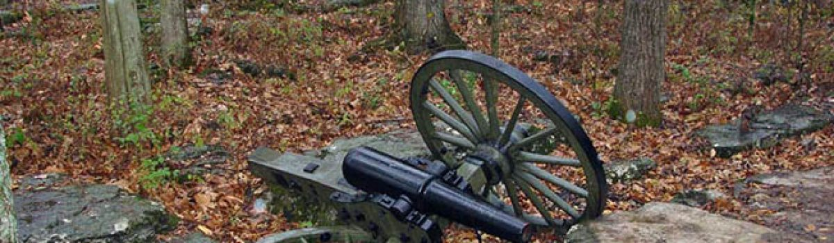 Winter War: Visiting the Stones River Battlefield