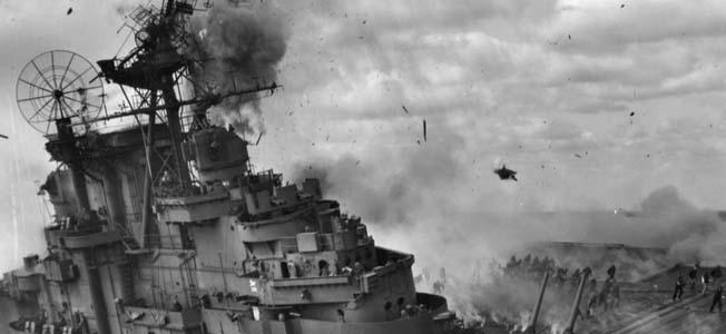 Considered one of the greatest survival sagas of World War II, the story of the USS Franklin is almost too fantastic to believe.