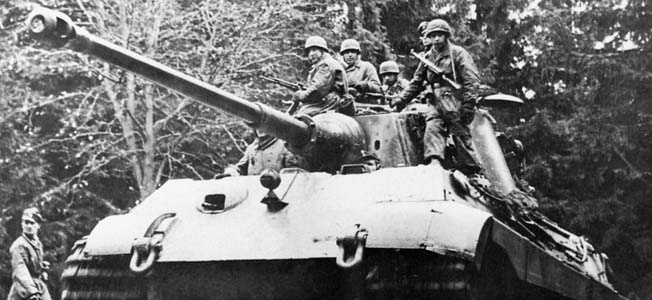 Like the Allied Sherman Tanks, Tiger Tanks and other German armored units were a benefit and an impediment during the Battle of the Bulge.