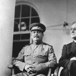 The Big Three in Tehran: The Meeting That Shaped WWII