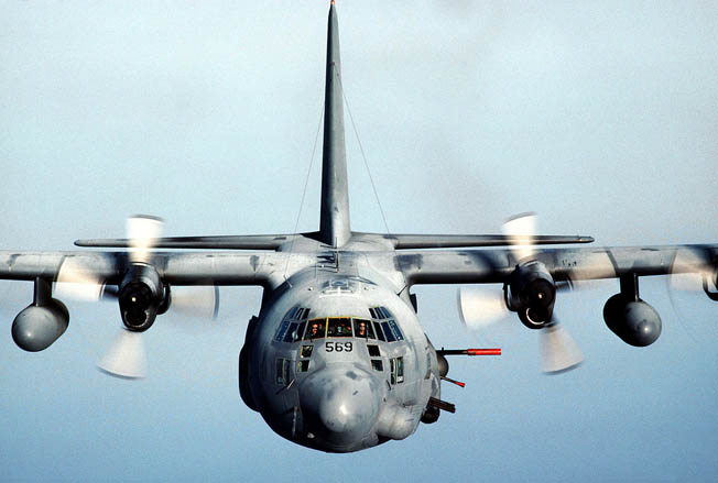 """The fixed-wing AC-130 gunship started as a """"Gooney Bird"""" and became the terror of the skies during the Vietnam War."""