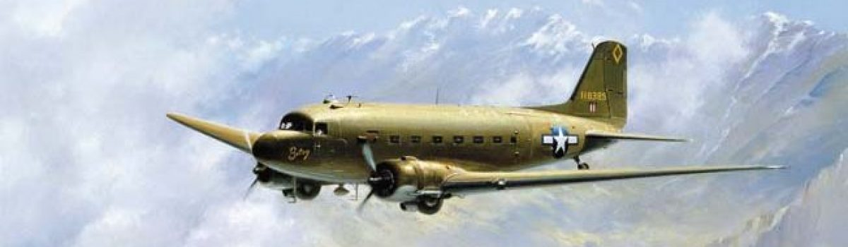 The Air Transport Command: From Lend Lease To The Hump