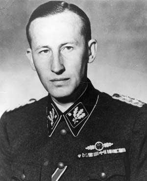 Reinhard Heydrich, the Butcher of Prague, was assassinated by Czech agents trained in Britain in the spring of 1942.