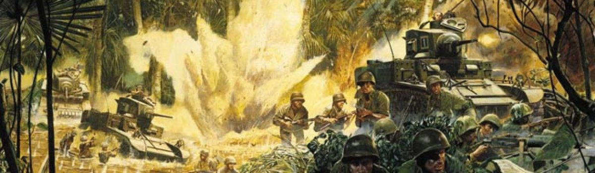 The Battle Of Buna: Costly For Both Allies and Japanese
