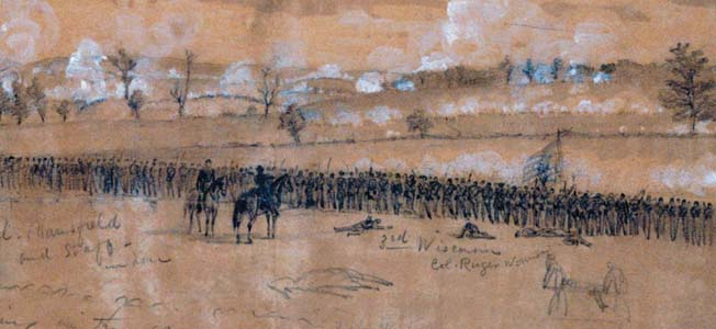 The Battle of Antietam: Longest Day of the American Civil War