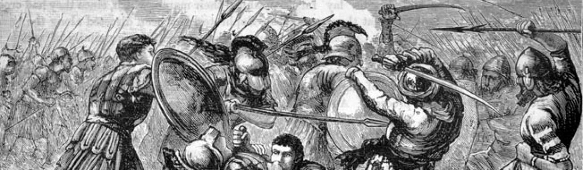 The Battle of Cunaxa and the March of the 10,000