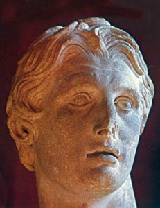 Alexander the Great faced a formidable Darius III at the Battle of Gaugamela in 331 BC.