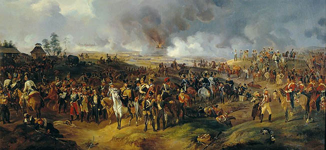 Defeat in the Battle of Leipzig, 1813—also known as the 'Battle of Nations'—spelled the beginning of the end for Napoleon Bonaparte.
