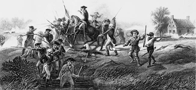 America's Dunkirk may have been a miracle during the Battle of Long Island in August 27, 1776.