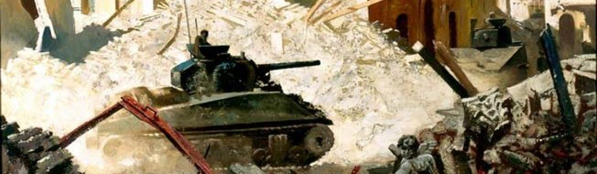 The Battle of Ortona: Italy's Stalingrad