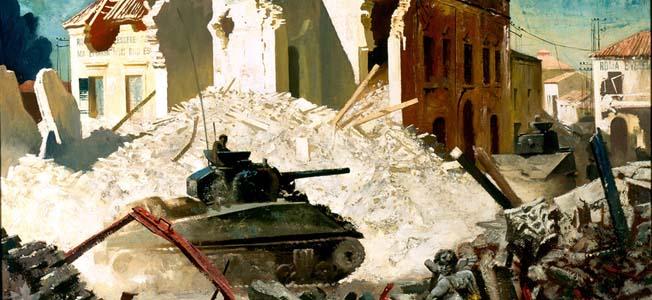 The Battle of Ortona - Italy's Stalingrad 8