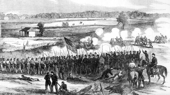 After both armies blundered into each other at the dry riverbed, the ensuing Battle of Perryville would prove to be a comedy—or tragedy—of errors.