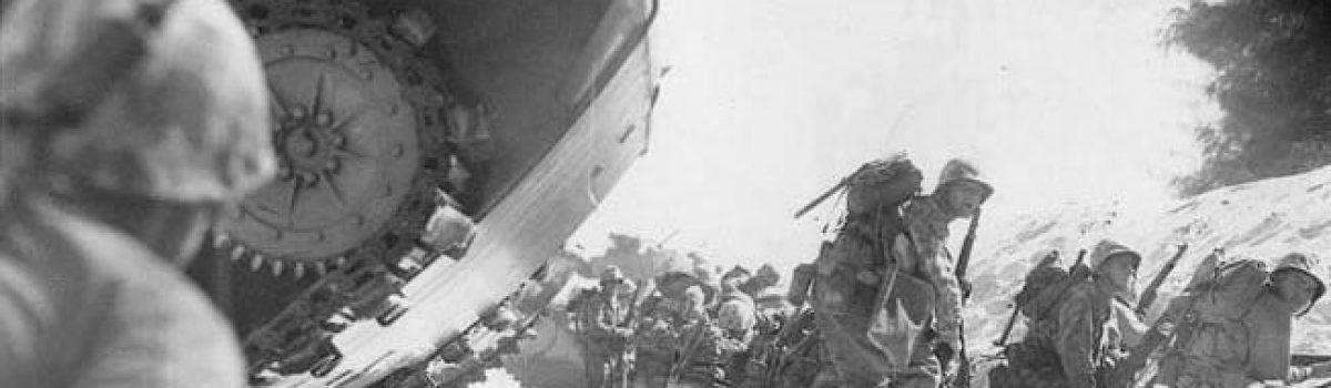 The Battle of Saipan